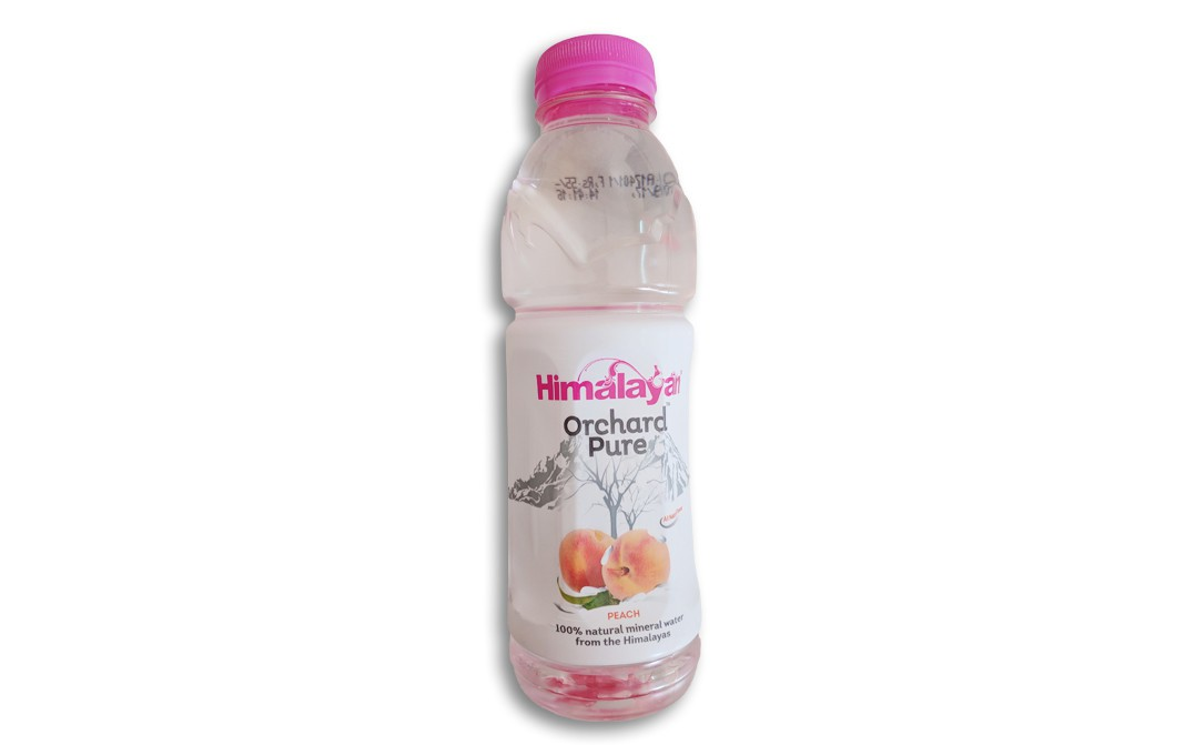 Himalayan Orchard Pure Peach   Plastic Bottle  500 millilitre