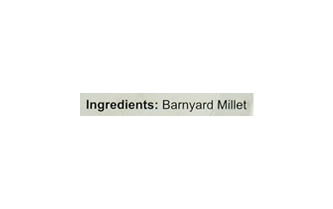 24 Mantra Ancient Grains Barnyard Millet   Box  500 grams