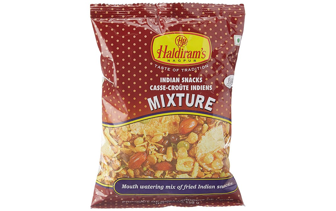 Haldiram's Nagpur Mixture    Pack  150 grams