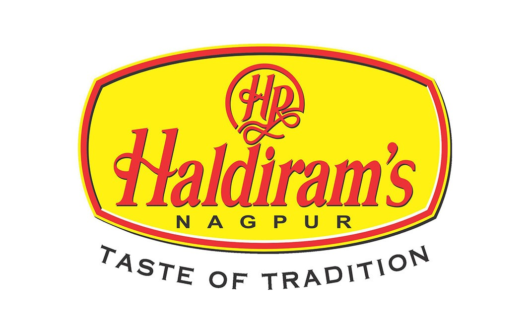 Haldiram's Nagpur Tasty Nuts    Pack  350 grams