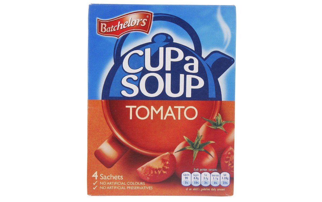Batchelors Cup a Soup Tomato   Box  93 grams