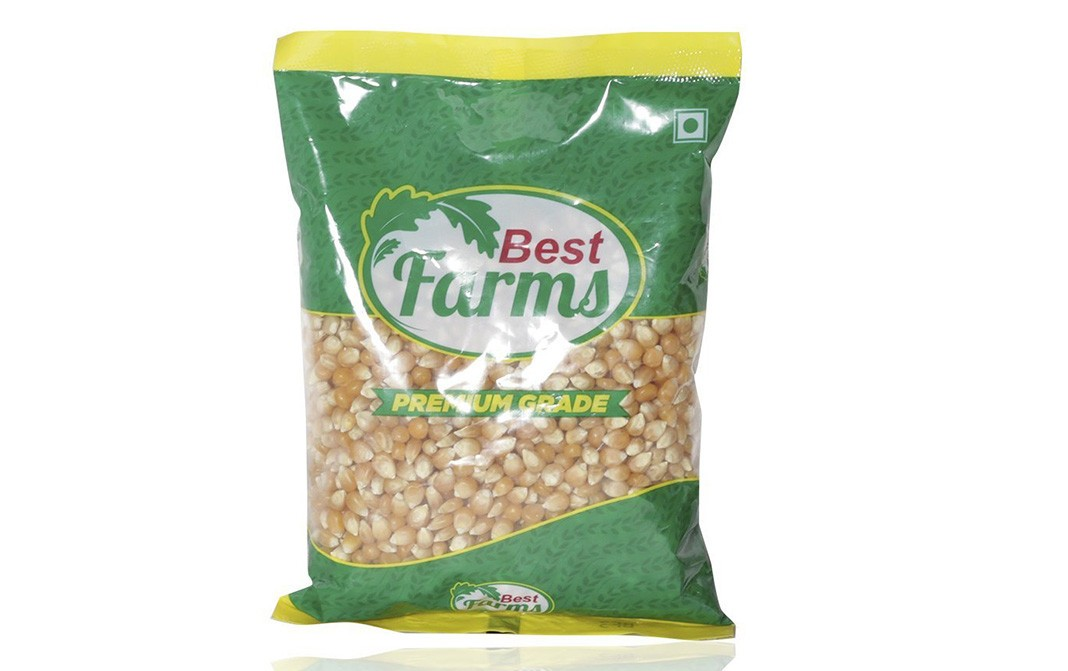 Reliance Pulses Maize (Popcorn)    Pack  500 grams