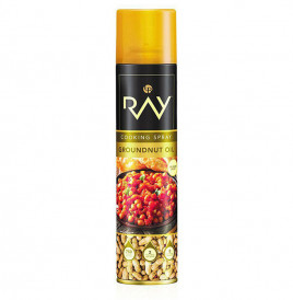 Ray Cooking Spray Groundnut Oil   Tin  250 millilitre