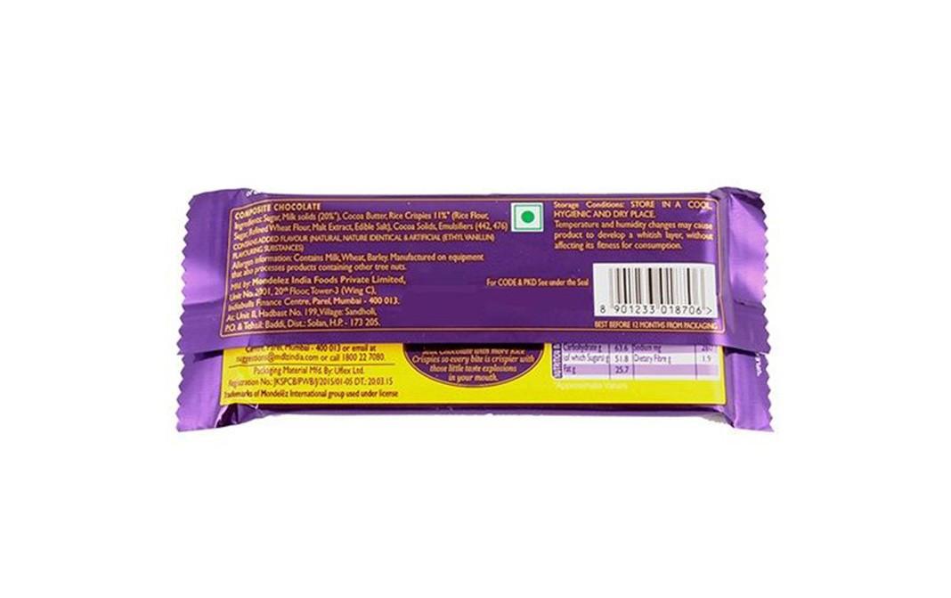 Cadbury Dairy Milk Crackle - Reviews | Ingredients | Recipes