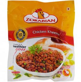 Zorabian Chicken Kheema   Pack  250 grams