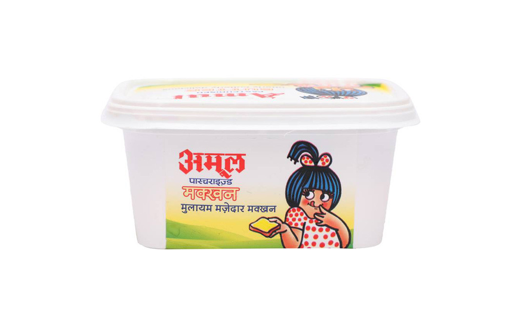 Amul Pasteurised Butter    Box  200 grams