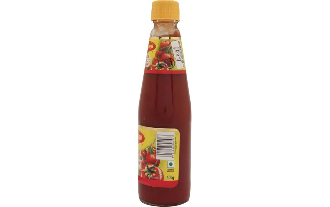 Maggi Rich Tomato Ketchup   Glass Bottle  500 grams