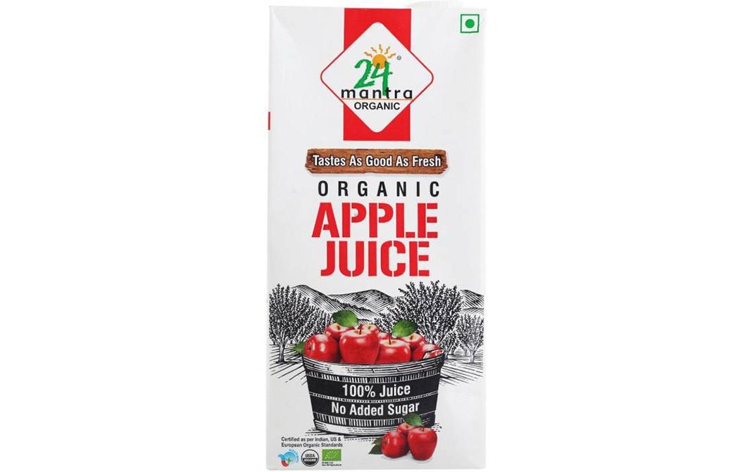 24 Mantra Organic Apple Juice Tetra Pack 1 Litre - Reviews