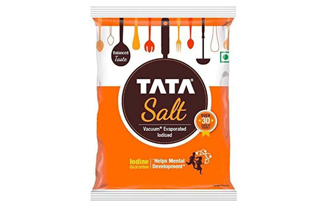Tata Salt    Pack  1 kilogram