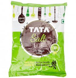 Tata Salt Lite (Low Sodium Iodised)  Pack  1 kilogram