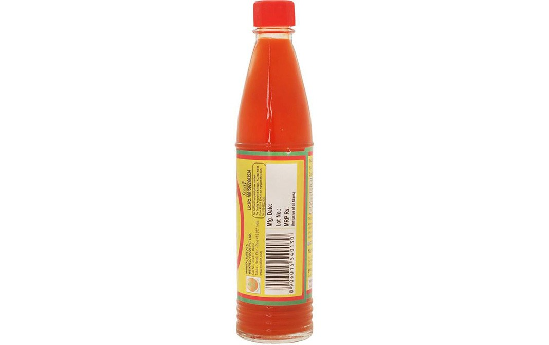 Weikfield Peprico Red Pepper Sauce   Glass Bottle  90 grams