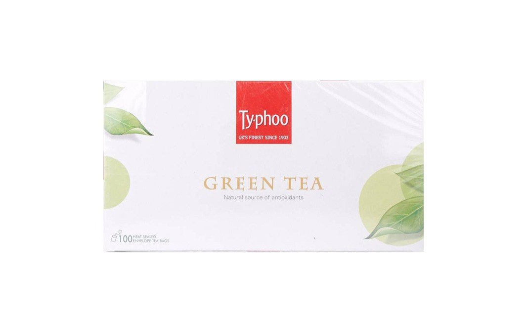 Typhoo Green Tea    Box  100 pcs
