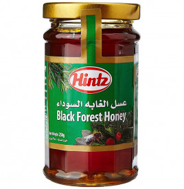 Hintz Black Forest Honey   Glass Jar  250 grams