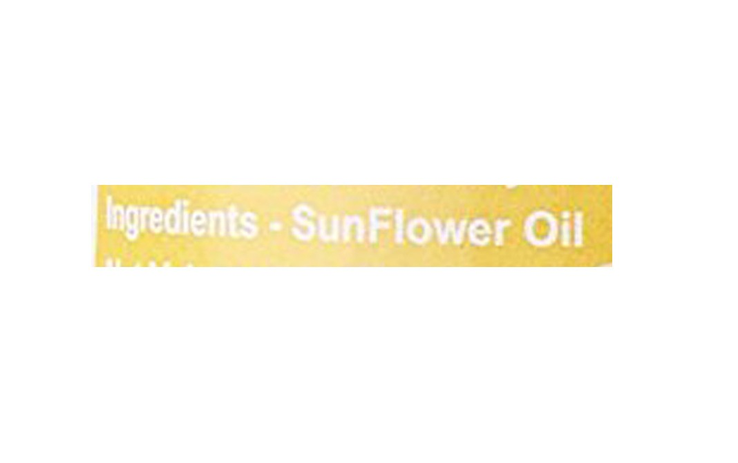 Turn Organic Sunflower Oil    Bottle  500 millilitre