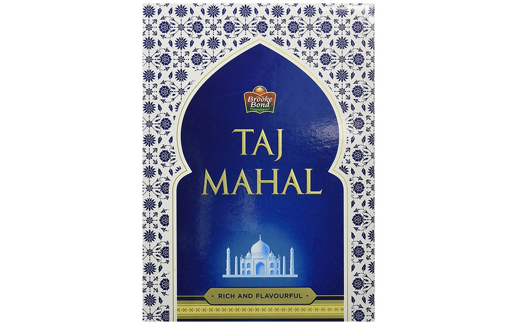 Brooke Bond Taj Mahal Rich And Flavourful Tea   Box  1 kilogram