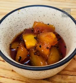 Raw Mango Launji Recipe
