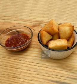 Idli Fry Recipe