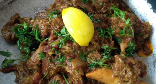 Saiyal Mutton Recipe
