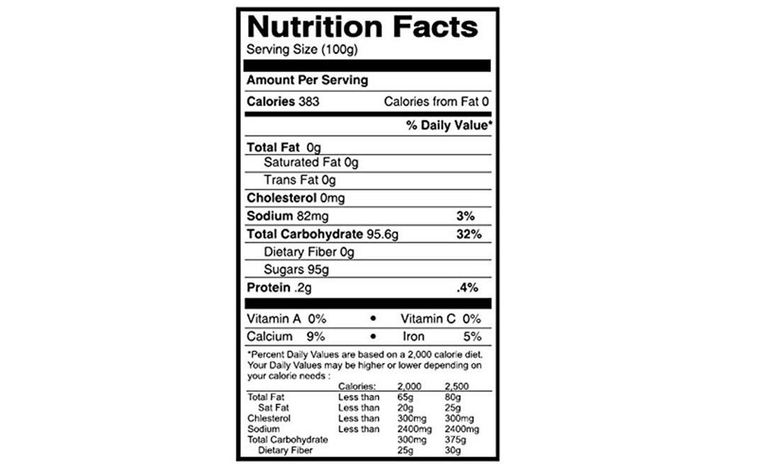 Organic Tattva Jaggery Powder Pack 500 Grams Reviews Nutrition Ingredients Benefits Recipes Gotochef