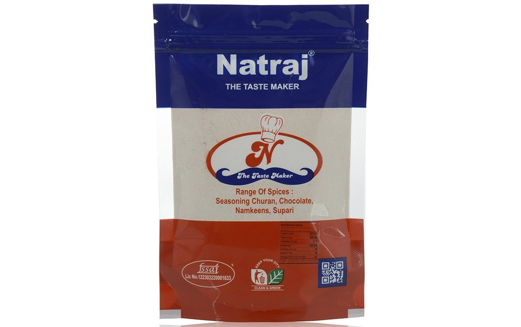 Natraj Black Salt Powder    Pack  100 grams