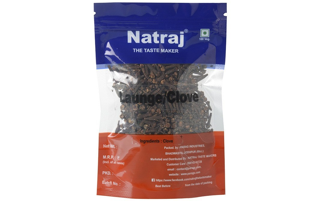 Natraj Launge/Clove    Pack  100 grams