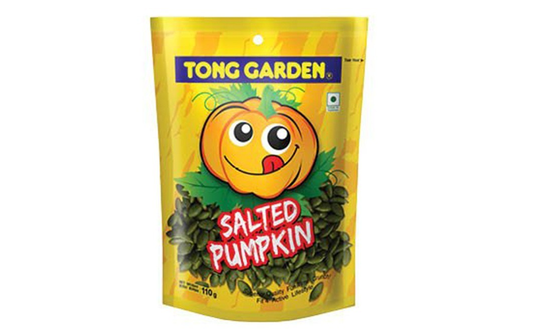 Tong Garden Salted Pumpkin    Pack  110 grams