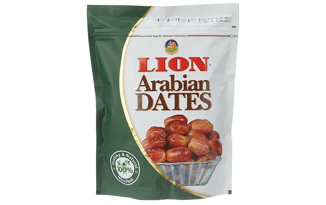 Lion Arabian Dates    Pack  500 grams