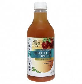 Healthkart Apple Cider Vineger with Mother  500 millilitre