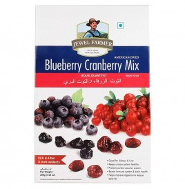 Jewel Farmer Blueberry Cranberry Mix   Box  200 grams