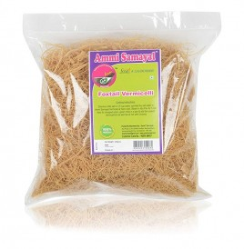 Ammi Samayal Foxtail Vermicelli   Pack  350 grams