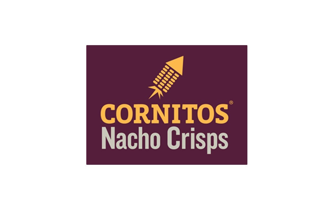 Cornitos Nacho Crisps Tomato Mexicana   Pack  180 grams