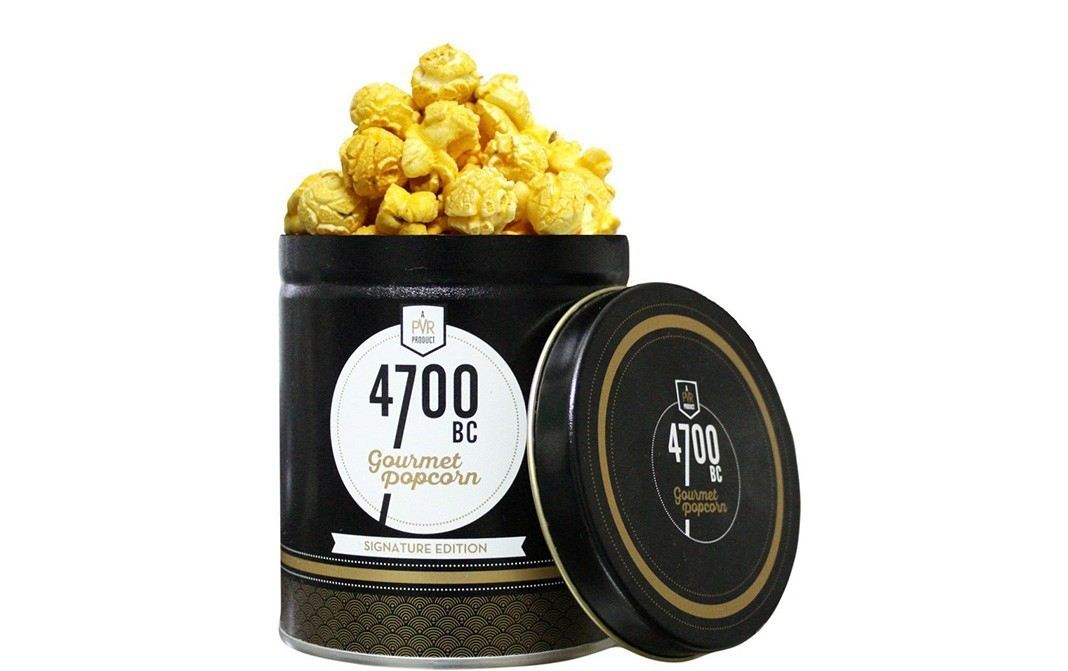4700BC Sriracha Lime Cheese Popcorn    Tin  250 grams