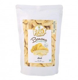 Cira Fruit Crisp Banana Sliced  Pack  60 grams