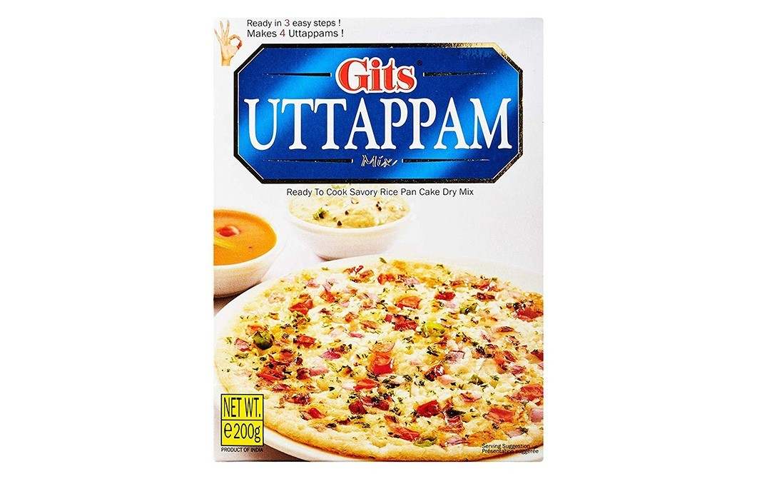Gits Uttappam Mix    Box  200 grams