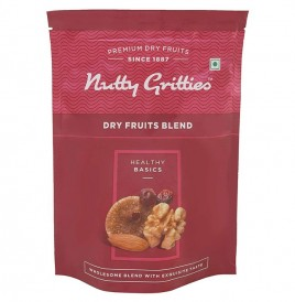 Nutty Gritties Dry Fruits Blend   223 grams