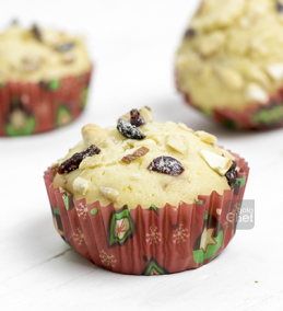 Dry fruit Muffins Recipe