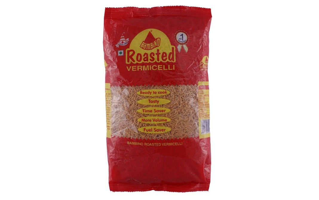 Bambino Roasted Vermicelli    Pack  900 grams