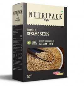 Nutripack Roasted Sesame Seeds   100 grams
