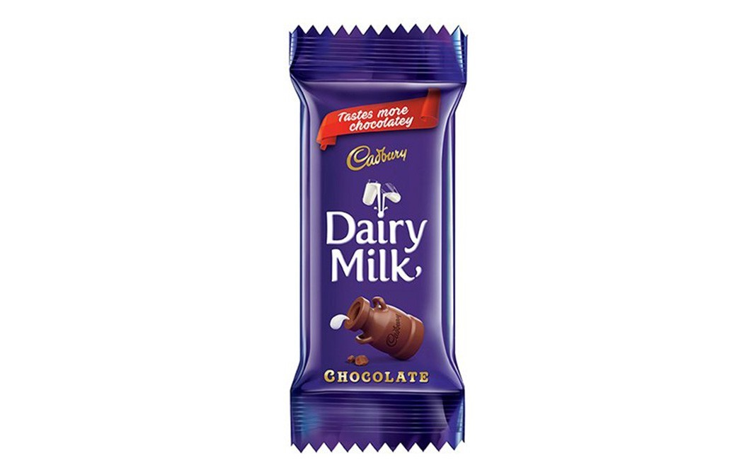 Cadbury Dairy Milk Chocolate   Pack  12 grams