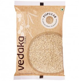 Vedaka White Urad Split   Pack  1 kilogram