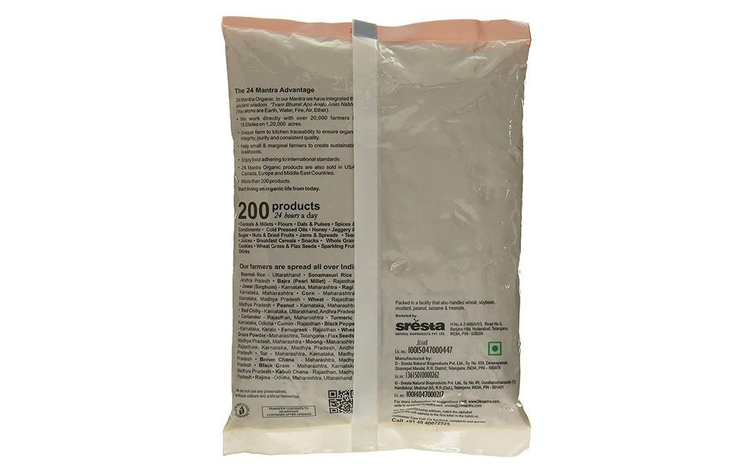 24 Mantra Organic Bura Sugar (Grade-Demerara) Pack 500 Grams