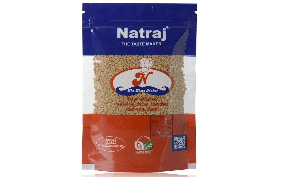 Natraj Methi    Pack  125 grams