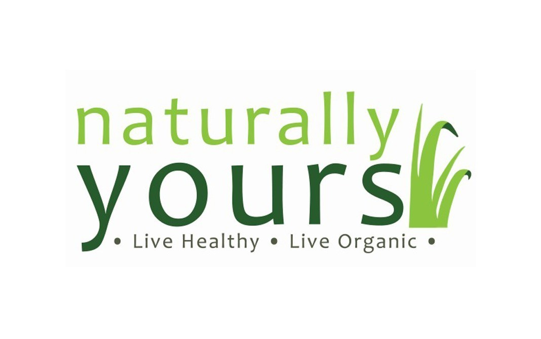 Naturally yours Coconut Oil    Glass Jar  350 millilitre