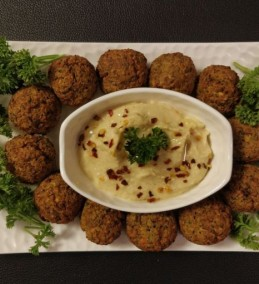 Falafel in Airfryer Recipe