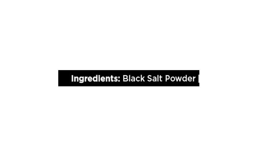 Salz & Aroma Black Salt Powder    Jar  400 grams