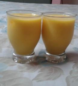 MANGO PINA COLADA Recipe