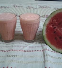 WATER MELON PINA COLADA Recipe