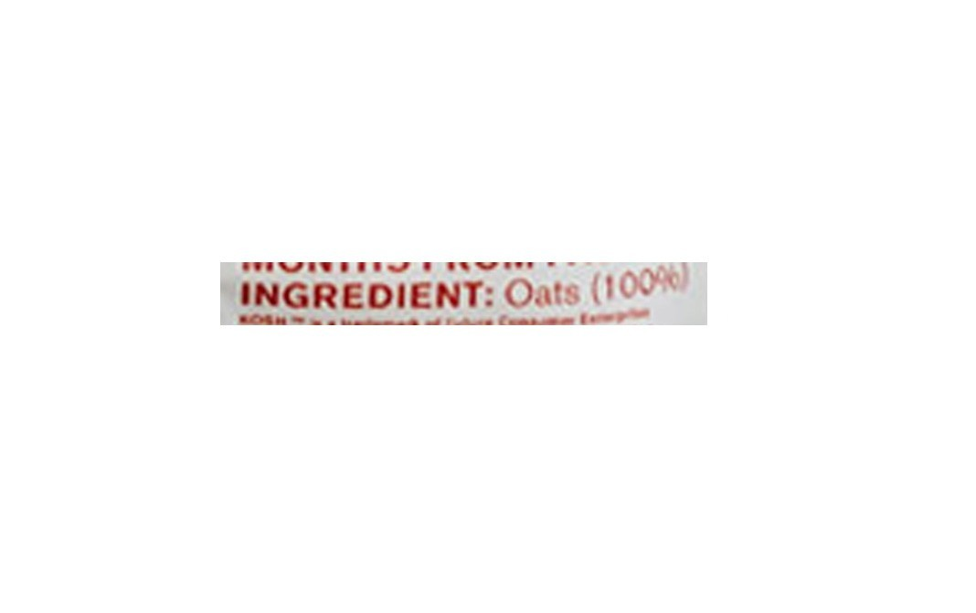 Kosh Instant Oats    Pack  100 grams