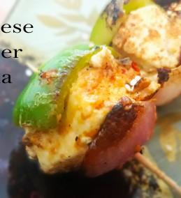 Chinese Paneer Tikka | Chinese Punjabi Fusion Recipes