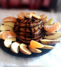 Fruit Pancake Recipe